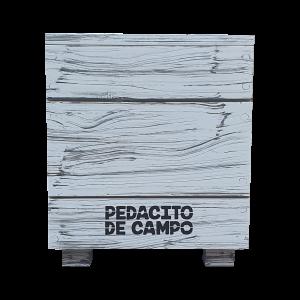 Huerto Cuadrado Blanco
